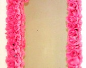 VALENTINESALE Fantasy Pink Rose Vanity Mirror Made to Order for You