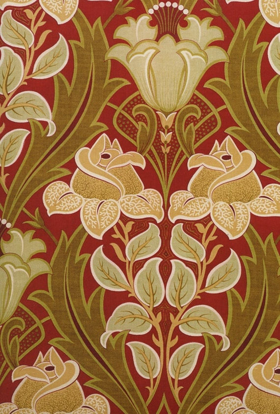 Image result for ART NOUVEAU textiles