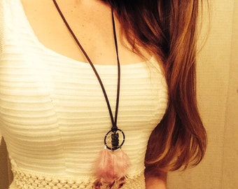 Dreamcatcher Owl Necklace