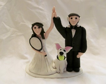 tennis wedding cake topper tennis player wrestler sculpted custom wedding cake 20798