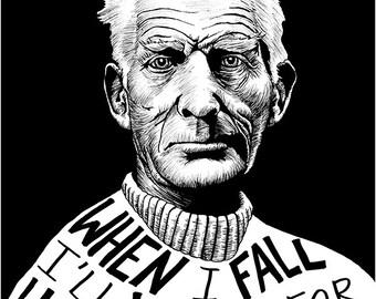 Samuel Beckett (Authors Series) by Ryan Sheffield