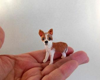 Custom Pet Miniature Sculptures * Contact Seller for Availability