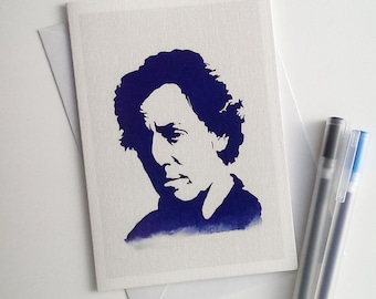 Bruce Springsteen, The Boss, Greetings Card
