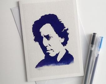 Bruce Springsteen, The Boss, Greetings Card
