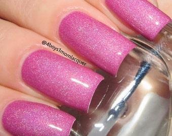Pink Cosmos Full Size Nail Polish