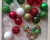 DIY Chunky Bubblegum Necklace Kit Minnie Mouse Christmas Party Favor