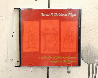 Across a Christmas composed by Mo Gaynor 100% of the profits go directly to artists with disabilities Item 618 Maureen G.