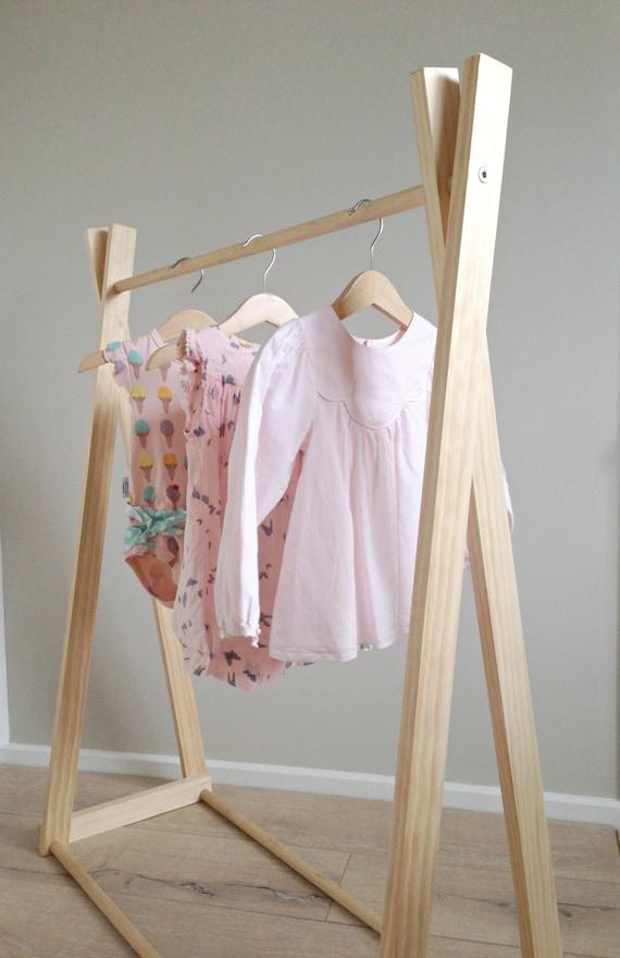 kids clothes rack dress up rack costume rack by agnesave. Black Bedroom Furniture Sets. Home Design Ideas