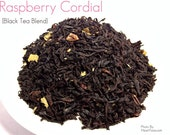 Raspberry Cordial Black Tea Blend