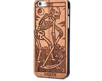 Death Tarot - Phone Case
