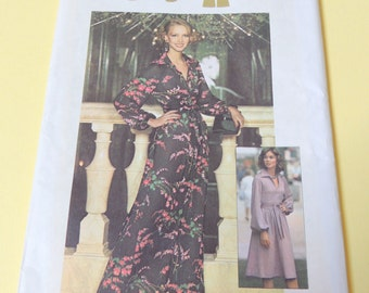 JIFFY Simplicity 7168 Dress Pattern Size 14 UNCUT