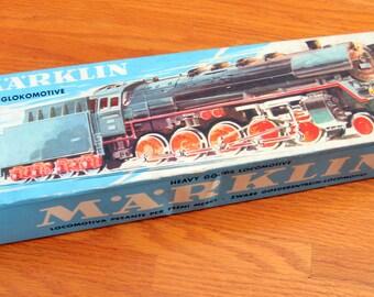 Sale 1950s Marklin No. 3046 HO engine BOX ONLY