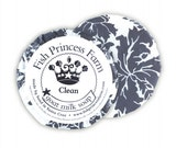 Goat milk soap - fresh clean scent for Spring