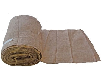 "Burlap Fabric - By the Yard (40"" - 72"" Wide)"