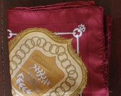 VINTAGE 1972 HERMES SCARF free shipping