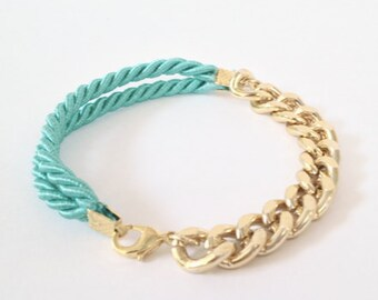 WCPY: The Skinny Rope Bracelet - Assorted Colors & Sizes