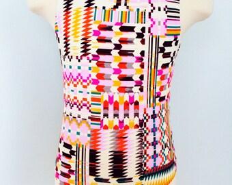 AZTEC PRINCESS: Girls one piece bathingsuit