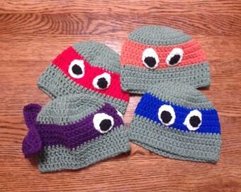 Ninja Turtle Hats