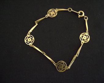 Avon Gold tone Bracelet