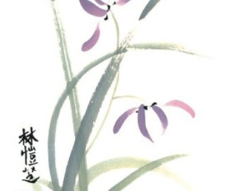 Flowers & Leaves IV 8x10 print