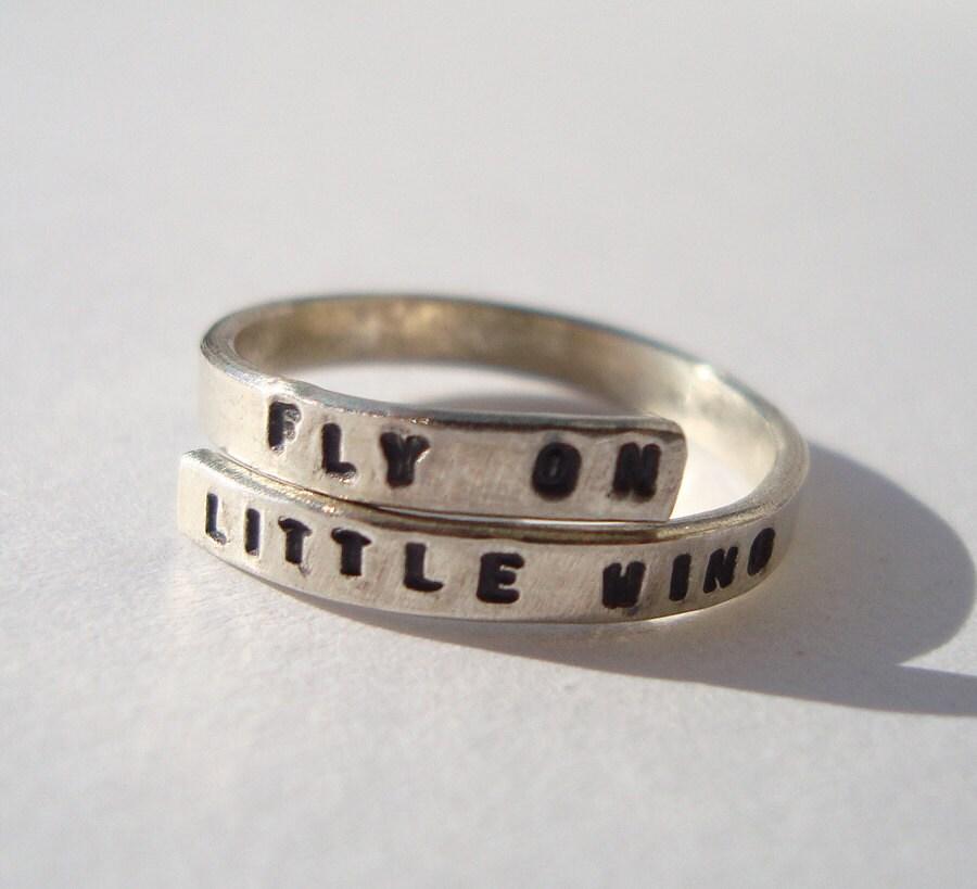 Little Silver Ring Lyrics
