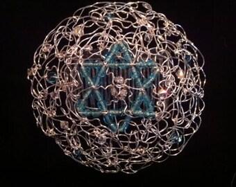 Jeweled Wire Kippot -  kipah - kippah