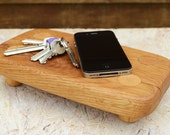 Wooden container for accessories Wooden tray Home Decor Key Holder