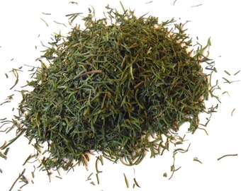 Organic DILL WEED - Flavorful, Seasoning Herb - Anethum graveolens - Dillweed Leaves Stems