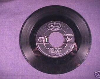 Mercury Harry Simeone Hear what I Hear / March of Angel 45 RPM Record