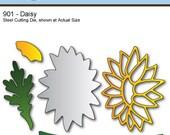 Elizabeth Craft Designs #901 Daisy Die