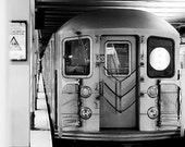 Black and white photography/New York Photography/Subway/New York fine art print 8x10/NYC art/New York poster/New York print/NYC print poster