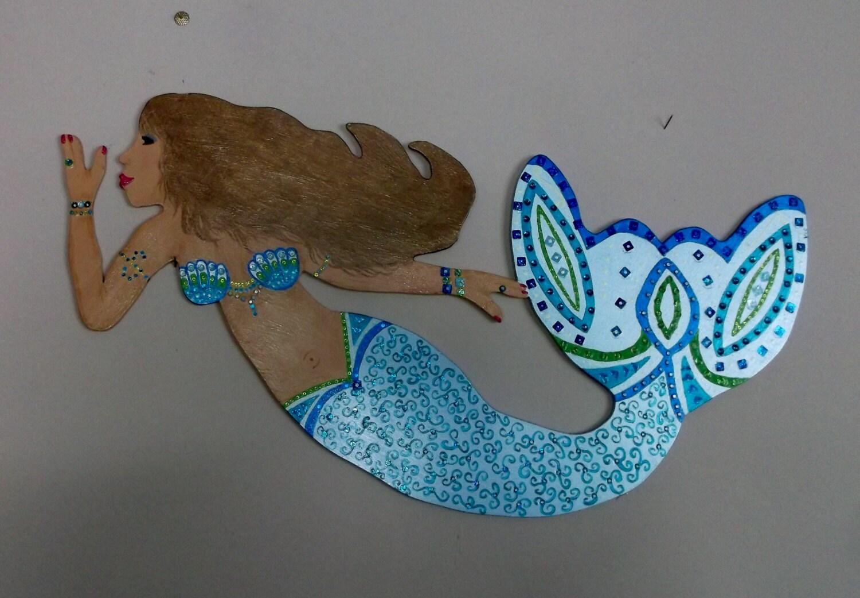 beach decor home decor wooden mermaid mermaids mermaid beach decor home decor wooden mermaid mermaids