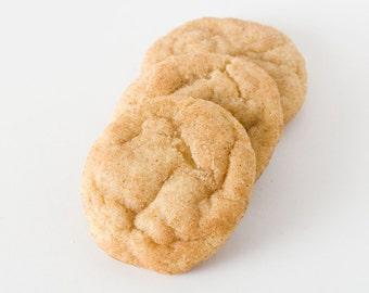 Snickerdoodle - 24 cookies