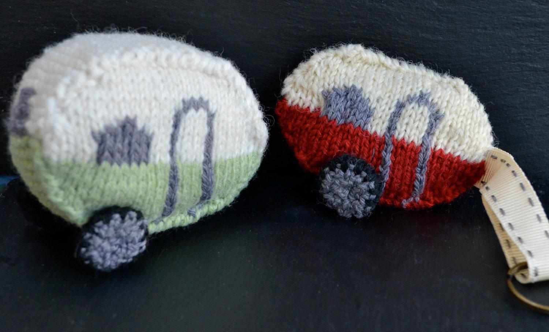 Caravan Knitting Pattern : Vintage Caravan Knitting Pattern