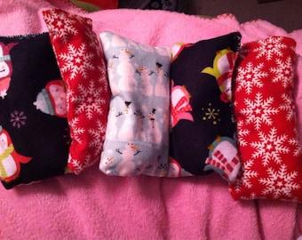 Christmas Catnip pillows (2). Catnip. Cat pillow