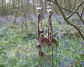 Faerie Wood earrings