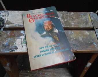 Blackbeard's Ghost 1965 Paperback