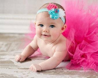 Frozen Inspired Baby Headband - Anna