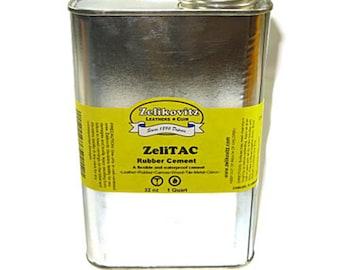 ZeliTAC Rubber Cement 32 ounce