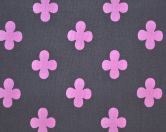 Michael Miller Fabrics Flourish Orchid - 1/2 yard cotton quilt fabric