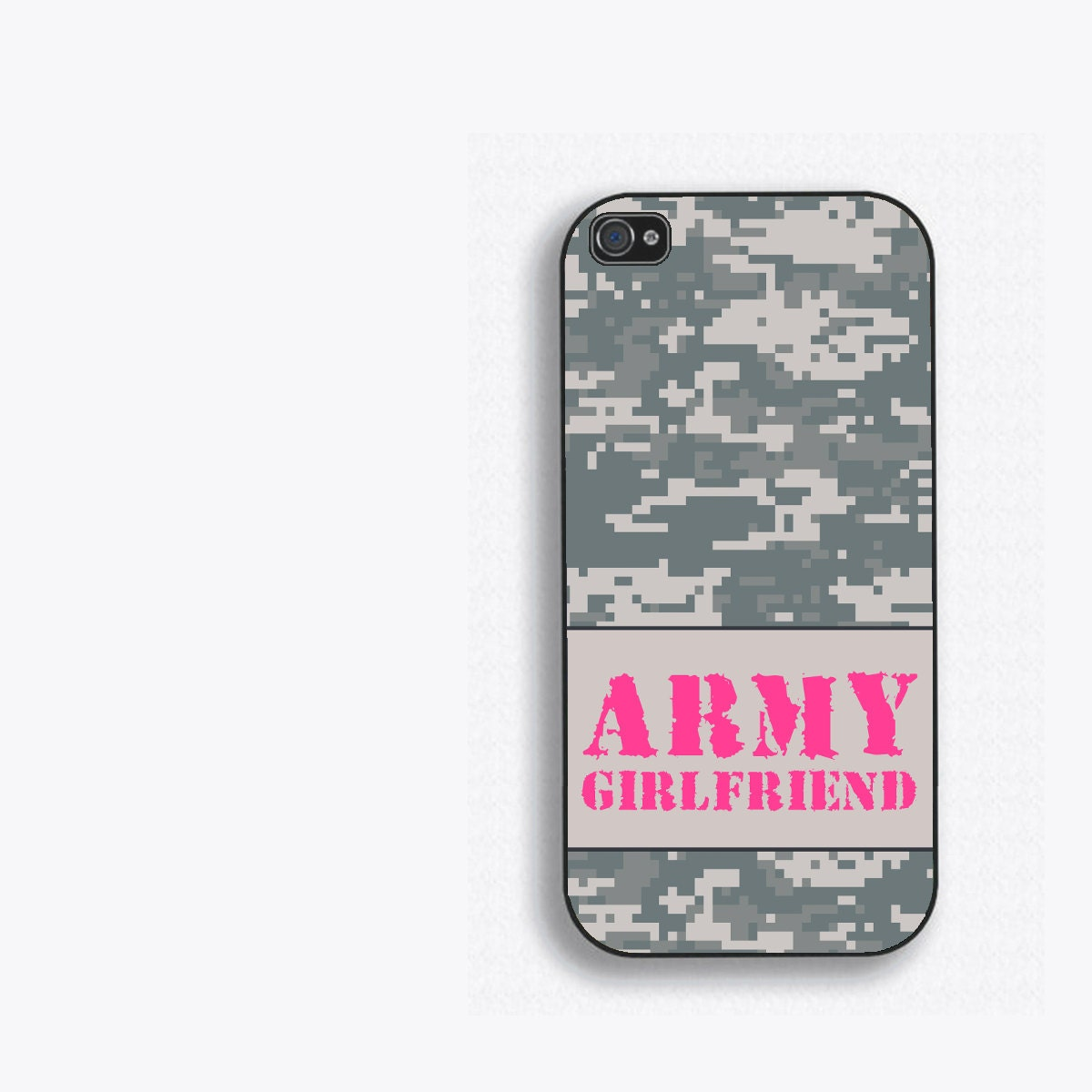 Army Iphone 5s Case Army Girlfriend Iphone 5 Case