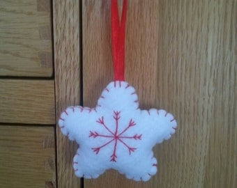 Christmas Star/Snowflake