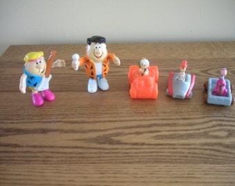 Flintstone Collectibles (Set of 5)
