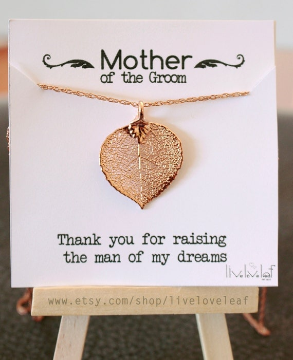 Mother of the Bride Groom Wedding Jewelry Gift ideas, bridal party ...