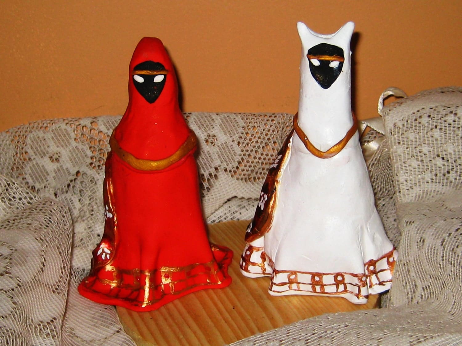 Journey PS3 Video Game Wedding Cake Toppers Geek Wedding