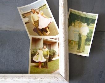 1970's photographs - square dancing photos - three original vintage photographs