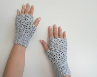 Fingerless gloves, crochet gloves, lace gloves, winter gift, winter gloves, girlfriend gift,gloves, fingerless, fingerless glove, love gift