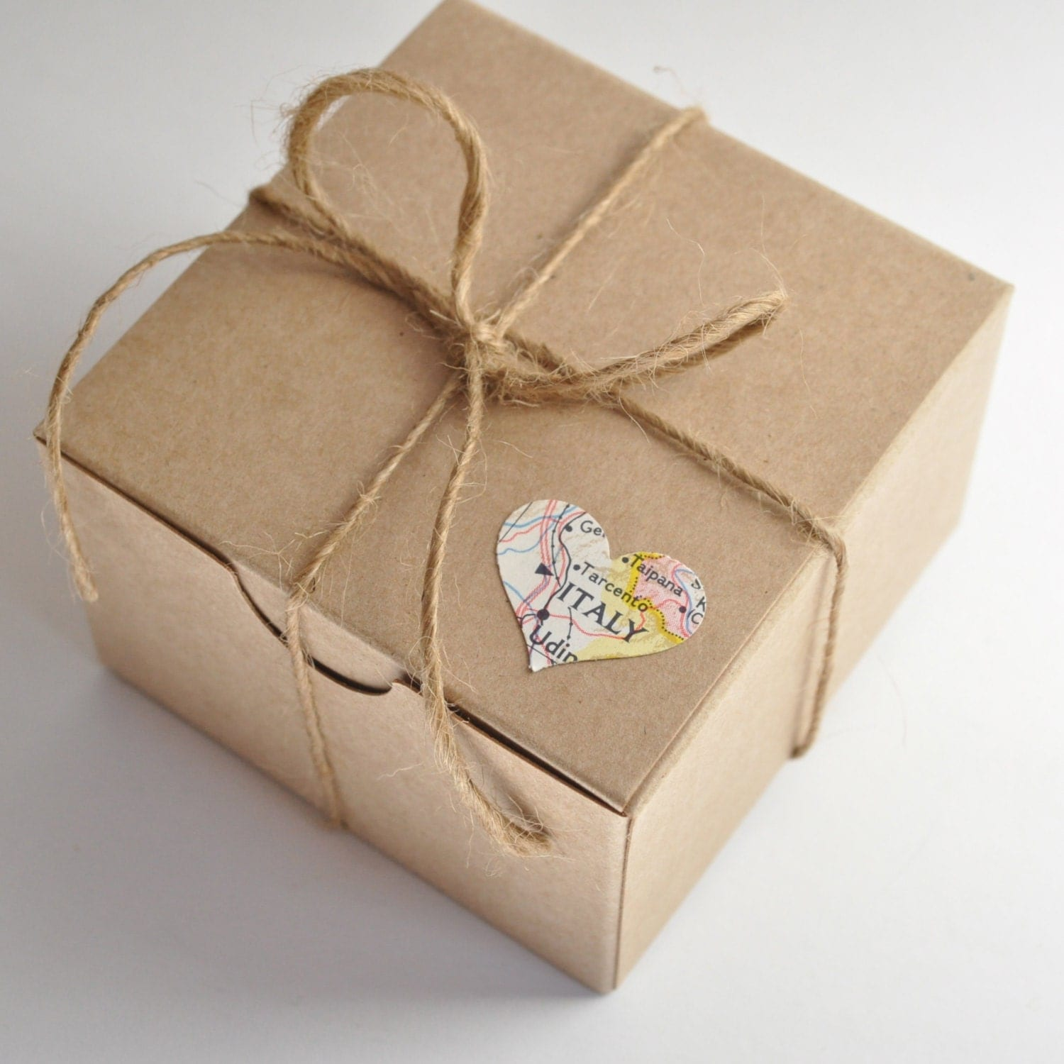 Small Gift For Wedding: Wedding Favor Boxes Kraft Favor Box Candy Box Small Favor