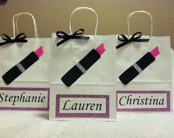 Bridesmaid giftbags set of 6