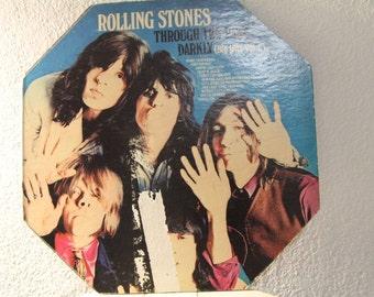"The Rolling Stones - ""Through the Past, Darkly"" (Big Hits Vol. 2) vinyl record"
